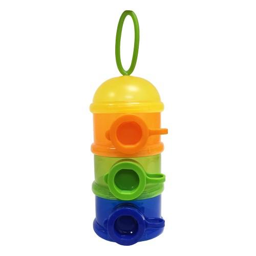 Foto Produk LUCKY BABY Milk Powder Container - TRIPLE - BIRU - LB 1397 dari LUCKY BABY OFFICIAL