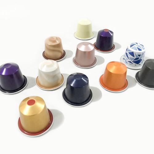 Foto Produk Nespresso Assorted Coffee Capsule / Kapsul Kopi - 10 capsules dari EspressoMart