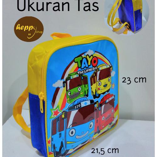Foto Produk Tas Ransel Souvenir Ulang Tahun (Ultah) Murah Anak dari heppyshop heppy