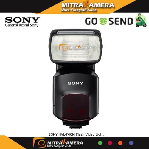 Foto Produk SONY HVL-F60M Flash Video Light dari mitrakamera