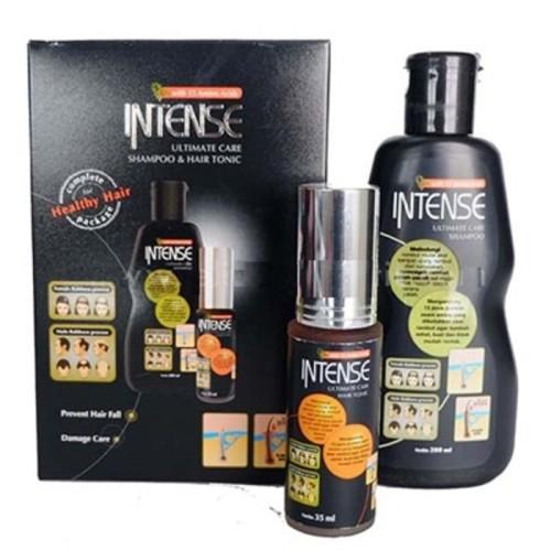 Foto Produk INTENSE Ultimate Care Shampoo & Hair Tonic dari UD.MEGAH ABADI