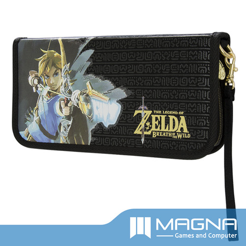 Foto Produk Nintendo Switch PDP Premium Console Case - Zelda Edition dari Magna Games & Computer