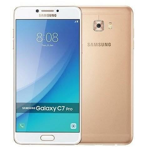 Foto Produk SAMSUNG GALAXY C7 PRO 64GB RAM 4GB - NEW - ORI - BNIB   dari Arik Mobile