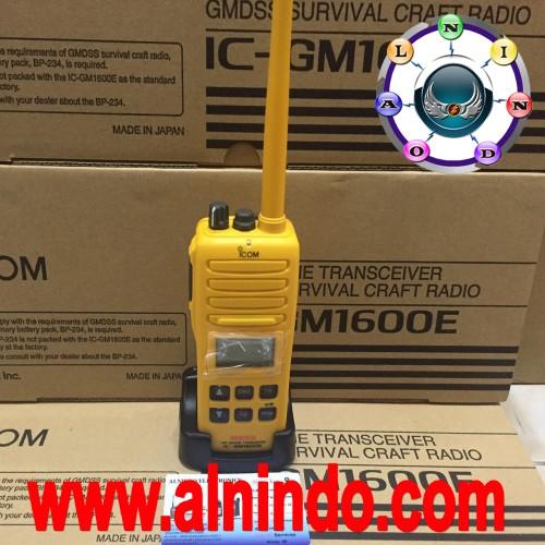 Foto Produk icom gm1600 Harga murah Produk Original kualitas terbaik dari Alnindo Electronics