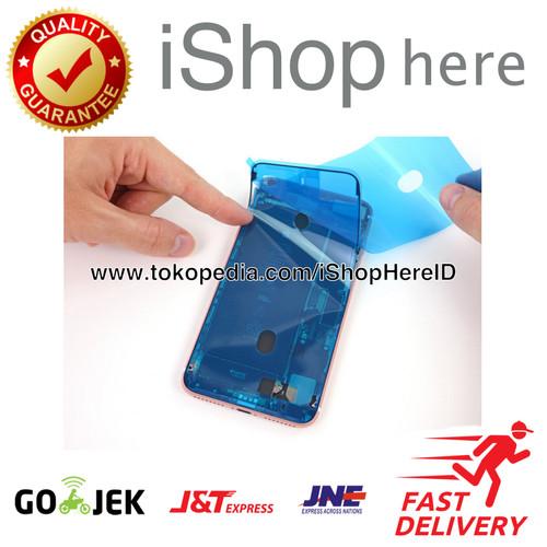 Foto Produk Lem Karet LCD Anti Air Waterproof Water Resistant iPhone 7 strip dari iShop Here