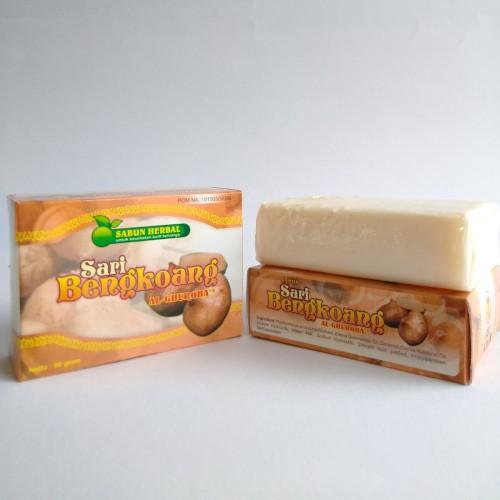 Foto Produk Sabun Sari Bengkoang Herbal Efektif Mencerahkan Kulit dari Rumah Rempah Manisha