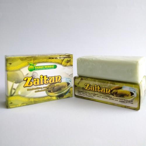 Foto Produk Sabun Zaitun Herbal dari Rumah Rempah Manisha