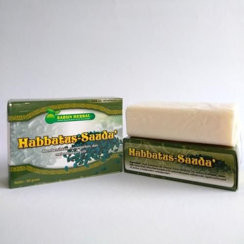 Foto Produk Sabun Rempah Habbatussauda dari Rumah Rempah Manisha