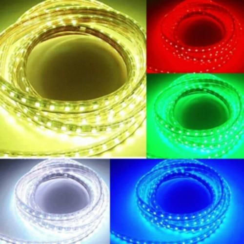 Foto Produk Led Strip Indoor & Outdoor SMD 5050 220V 1 meter dari tk terang jaya elektrik