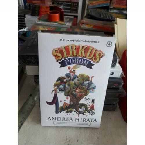 Foto Produk Buku novel Sirkus Pohon dari Rumah Pintar_Jkt