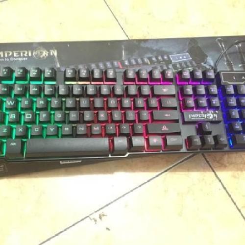 Foto Produk keyboard Gaming imperion Warrior 10 CGK 10 IMPERION WARRIOR 10 dari LeoKomputer