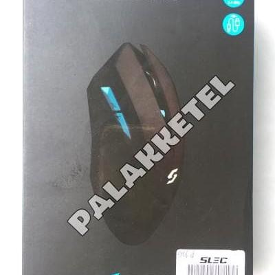 Foto Produk mouse Gaming wirless SLEC NC600 PRO BLACK Edition NC600 Gaming mouse dari LeoKomputer