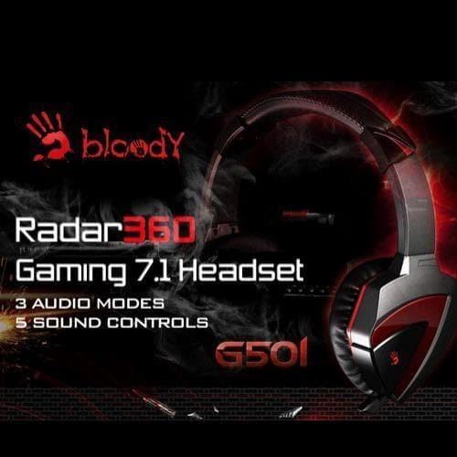 Foto Produk Headset Gaming Bloody G501 Promoo dari LeoKomputer