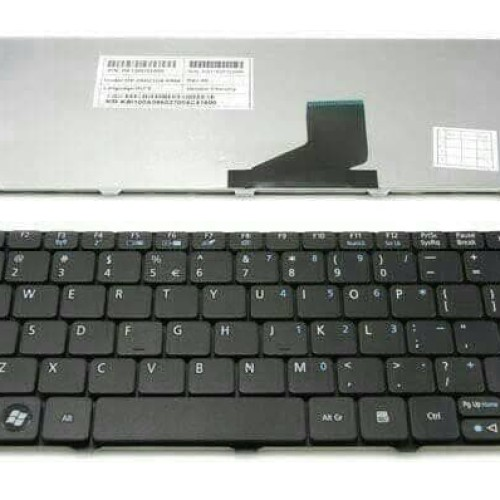 Foto Produk Original Acer keyboard laptop acer aspire ONE 532 532H AO532H AO522 dari LeoKomputer
