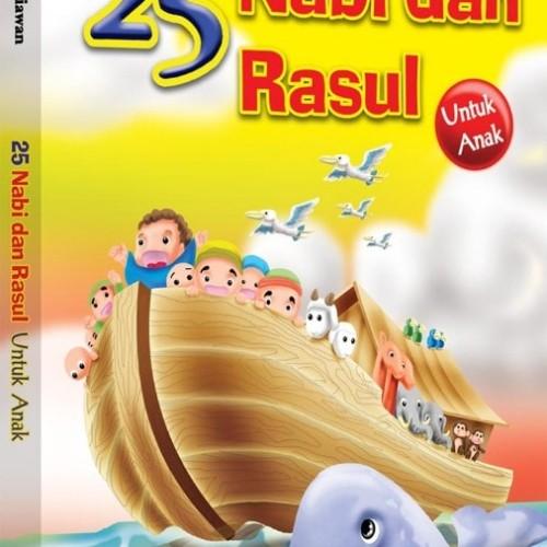 Foto Produk Buku Anak - 25 Nabi Dan Rasul - Buku Anak Muslim dari Kinantikomik