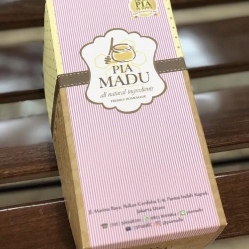 Foto Produk Pia Madu (1 box isi 6 pcs) - 6 madu dari Pia Madu