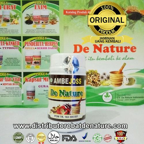 Foto Produk Obat Wasir/Ambeien stadium 1 (kapsul ambejoss denature) dari Herbal de Nature