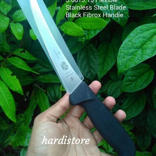 Foto Produk Pisau Boning Knife Victorinox Flexible (5.6613.15) dari hardistore