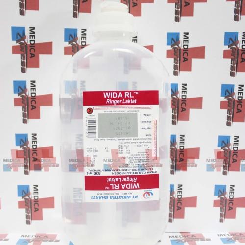 Foto Produk Cairan infus RL/Ringer Laktat 500ml dari Medica Xpress