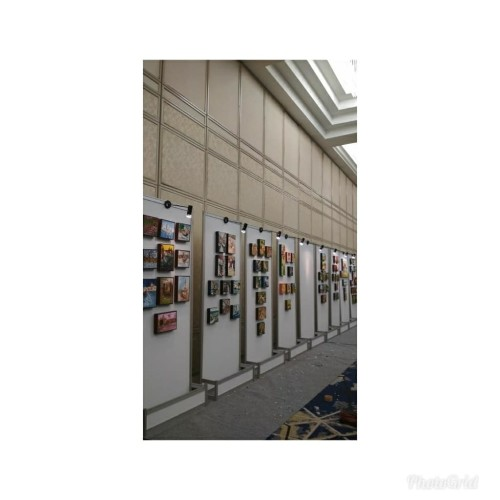 Foto Produk Jual panel photo ( Partisi pameran )  dari Partisi Pameran Murah