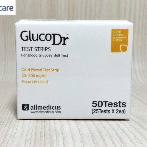 Foto Produk Strip Gluco DR Gula Darah / Glucose dari PrimeCare