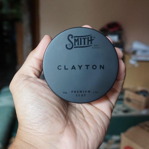 Foto Produk Smith Clayton Premium Hair Clay dari OmiStore