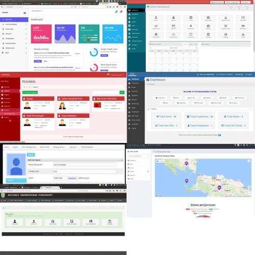 Foto Produk Freeware Aplikasi Website CMS/PHP dari toolsit89