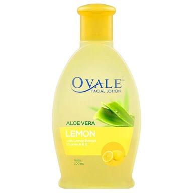 Foto Produk Ovale Facial Lotion Lemon 200ml dari Raja Jaya Perkasa