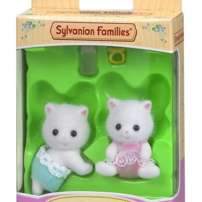 Foto Produk SYLVANIAN FAMILIES PERSIAN CAT TWINS dari Sylvanian Families