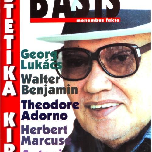 Foto Produk Majalah BASIS No. 09-10, 2001 - Estetika Kiri dari Toko Tjap Petroek