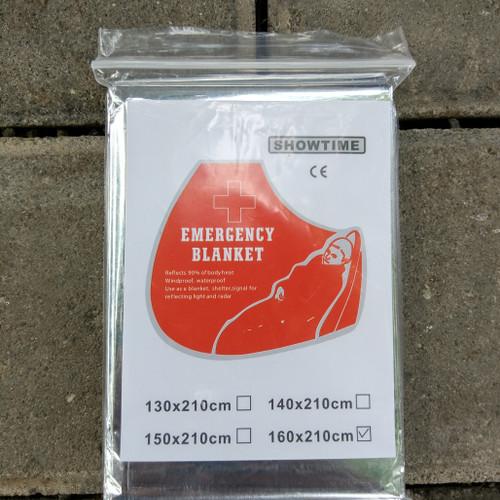 Foto Produk emergency blanket 160x210cm dari dpeakoutdoor