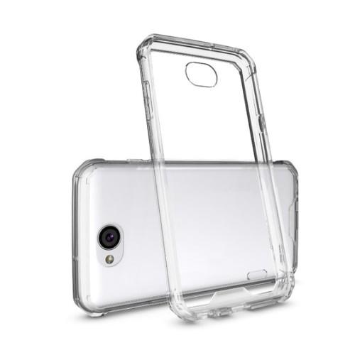 Foto Produk LG K10 Power TPU Cushion Hybrid Case Clear Case Cover Casing dari Bungkusbro