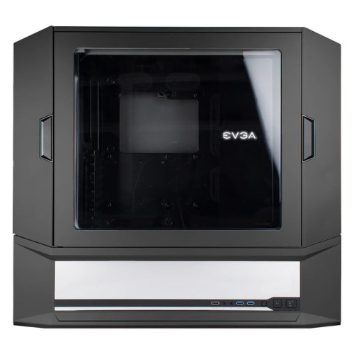 Foto Produk (Sale) EVGA DG-85 Full Tower K-Boost w/Window Gaming Case dari NURIA OS