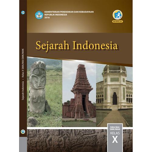 Foto Produk Buku SISWA Kelas 10 Sejarah Indonesia Revisi 2017 dari sbybooksonline