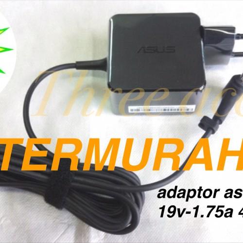 Foto Produk ADAPTOR CHARGER ASUS X201 X201E X202E S200 X200E X200MA 19V-1.75A ORI dari Three Acc