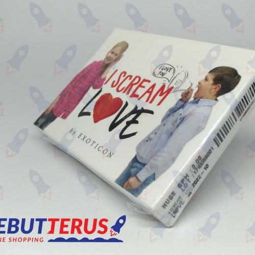Foto Produk Soflens I Scream Love Hugs - MINUS dari Kebut Terus