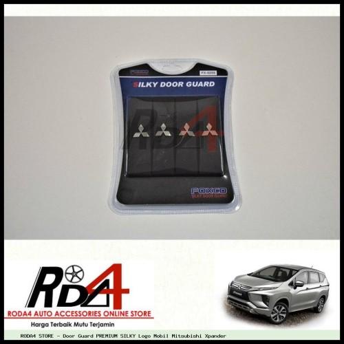 Foto Produk Door Guard PREMIUM SILKY Logo Mobil Mitsubishi Xpander dari Roda4