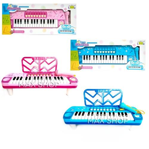 Foto Produk Little Musician - Mainan Piano Edukasi Anak - Alat Musik - Instrument - Biru Muda dari MAXSHOP-ONLINE