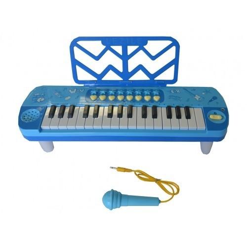 Foto Produk Mainan Edukatif / Edukasi Anak - Little Musician Piano Microphone Mic dari Toko DnD