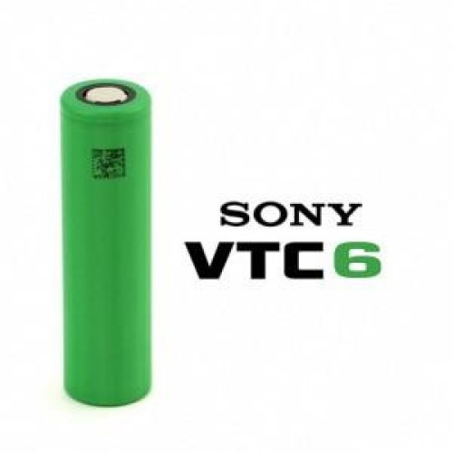 Foto Produk Authentic Sony VTC6 18650 3000mAh 30A Baterai Batre Vape Vapor dari VapeOi