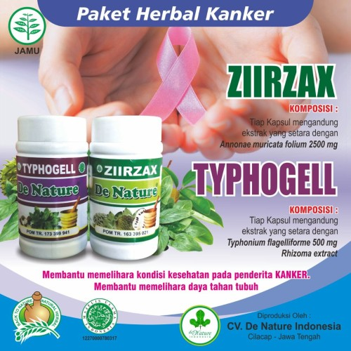 Foto Produk Obat Kanker Herbal De Nature Asli dari De Nature Official Store