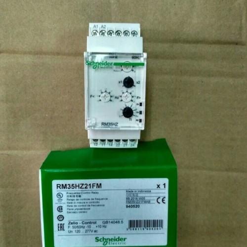 Foto Produk (Sale) schneider RM35HZ21FM kontrol frekuensi/over dan underfrequency dari clarinda shop