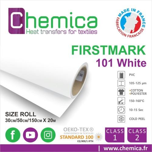 Foto Produk Chemica 30CM / Firstmark / PVC / Polyflex / Heat Transfer Vinyl 30CM dari JakartaClothing1