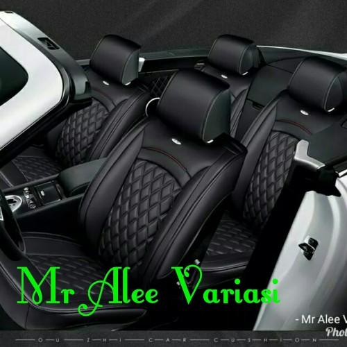 Foto Produk sarung jok mobil kulit mbtech high quality HR-V All new vios jazz brio dari MR. ALEEVARIASI