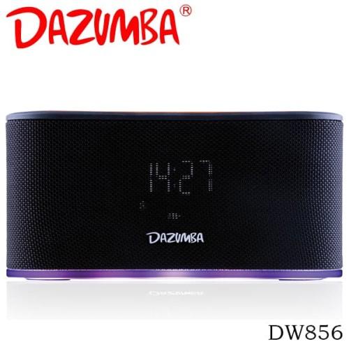 Foto Produk Dazumba DW856 Portable Speaker Bluetooth - Hitam [FS] dari Dazumba Official Store