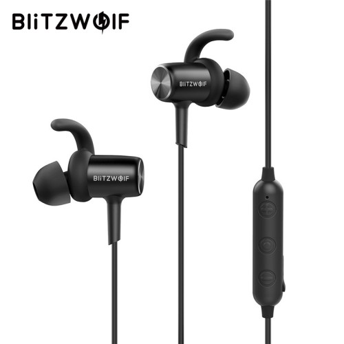 Foto Produk Blitzwolf BW-BTS1 Sport Bluetooth Earphone With Mic dari Airo Indonesia