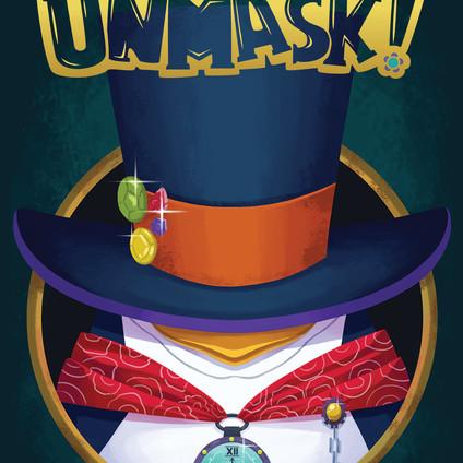 Foto Produk Unmask! Board Game dari MonopolisWonder