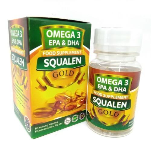 Foto Produk Minyak Ikan / Fish Oil Gold Omega 3 Plus dari Alif Herbal