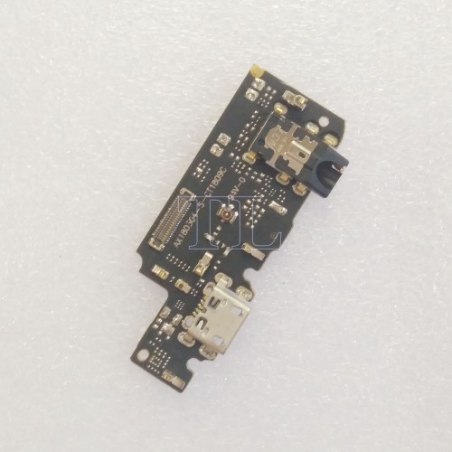Foto Produk BOARD CHARGER XIAOMI REDMI NOTE 5 PRO - KONEKTOR HANDFREE PLUG IN MIC dari TECHNO LIVE