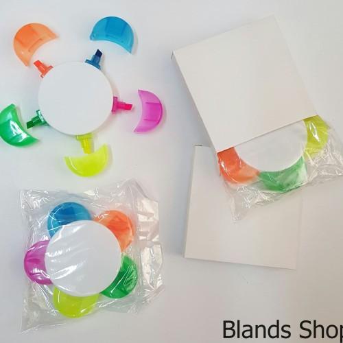 Foto Produk Stabilo Bunga 5 Warna Promosi dari Blands Shop